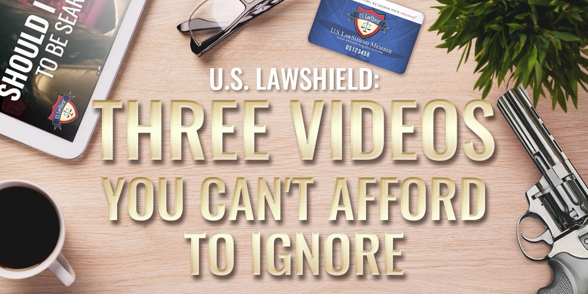Three Videos You Can't Afford to Ignore