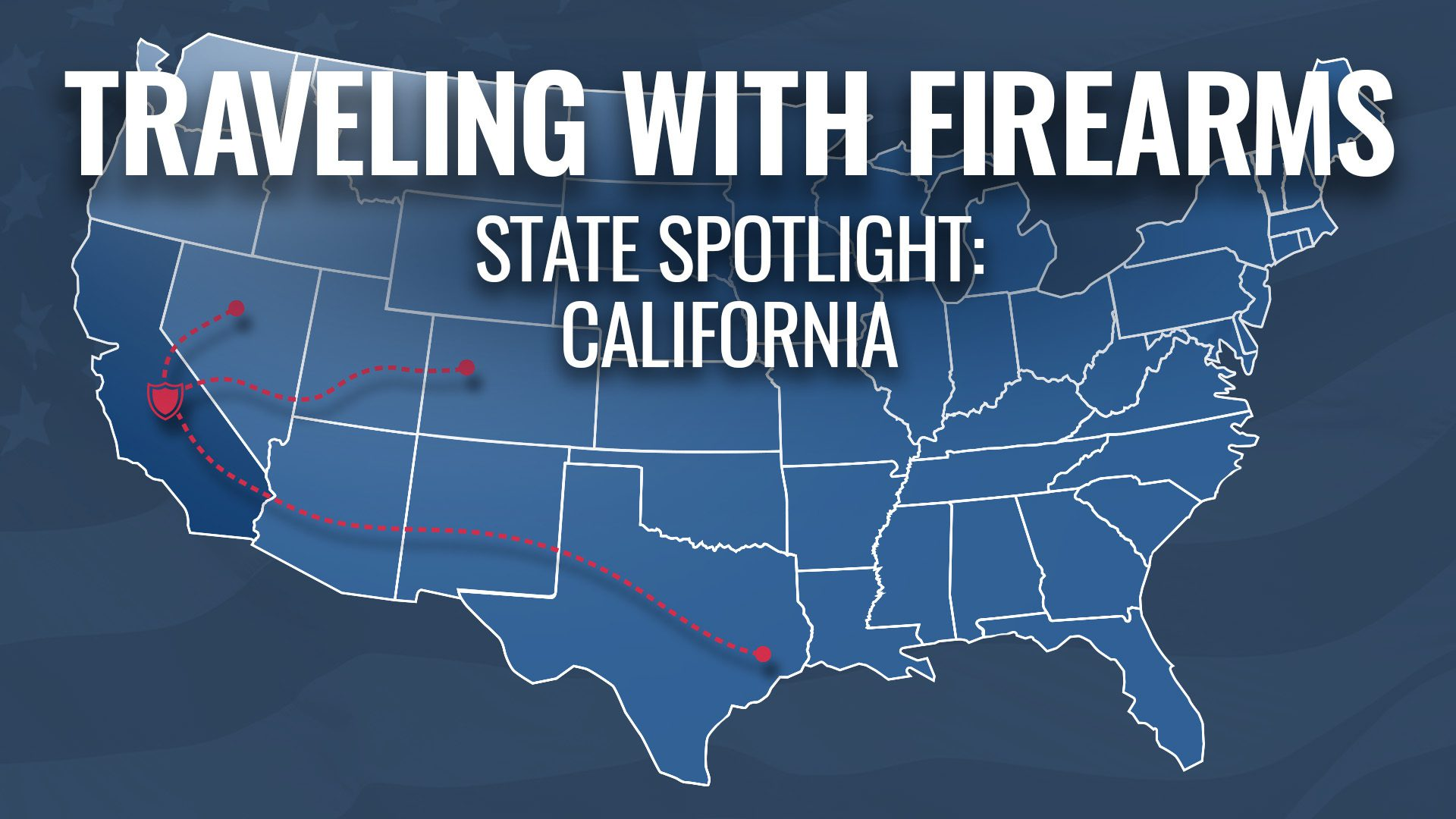 State Traveling CA