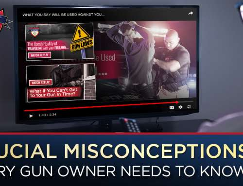 Webinar Roundup: Crucial Misconceptions Every Gun Owner Needs To Know