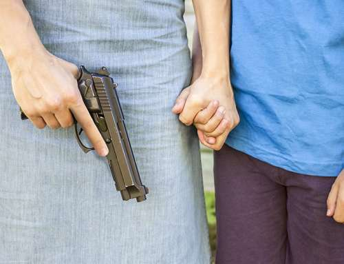 A Mother's Self-Defense Scare: Locked, But Not Loaded