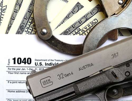 Are Your Tax Dollars Funding Gun Control?