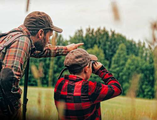 Get Outdoors: Hunting with Kids