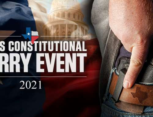 Texas Constitutional Carry: Your Questions, Answered!